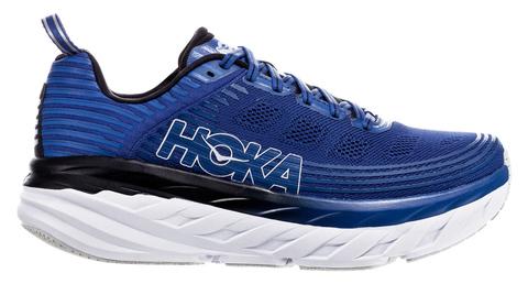 Hoka One One Bondi 6 кроссовки для бега мужские синие