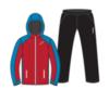 Nordski National Montana утепленный лыжный костюм мужской Red-Black - 4