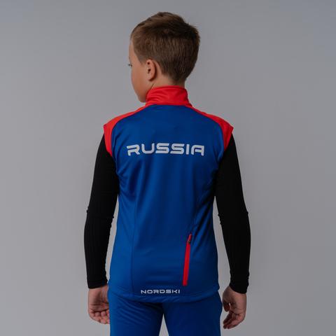 Nordski Jr Patriot жилет детский лыжный