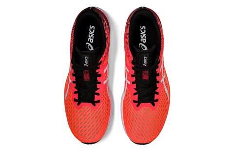 Asics Hyper Speed кроссовки беговые мужские коралловые