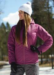 Nordski Motion женская прогулочная куртка iris