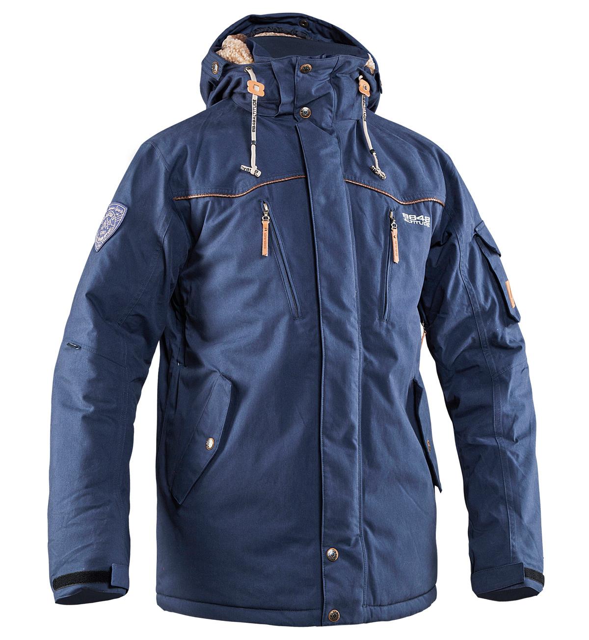 Куртка-парка 8848 Altitude Gannet Parka Marine