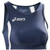 Спортивный топ Asics Hop Lady Top dark blue - 1