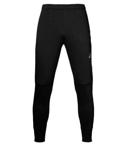 Asics Styled Knit Pant спортивные брюки мужские черные