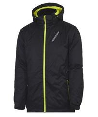 Noname Winter 2020 утепленная лыжная куртка черная унисекс
