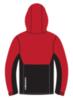 Nordski Montana утепленная куртка женская красная-черная - 3