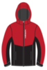 Nordski Montana утепленная куртка женская красная-черная - 2