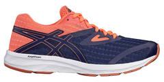 Asics Amplica кроссовки для бега женские синие-коралловые