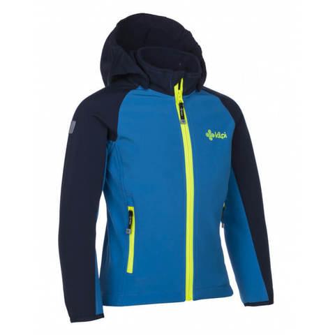 Kilpi ELIO-J разминочная лыжная куртка детская