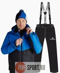 Nordski Montana Premium прогулочный костюм мужской