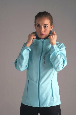 Nordski Run куртка для бега женская Light breeze
