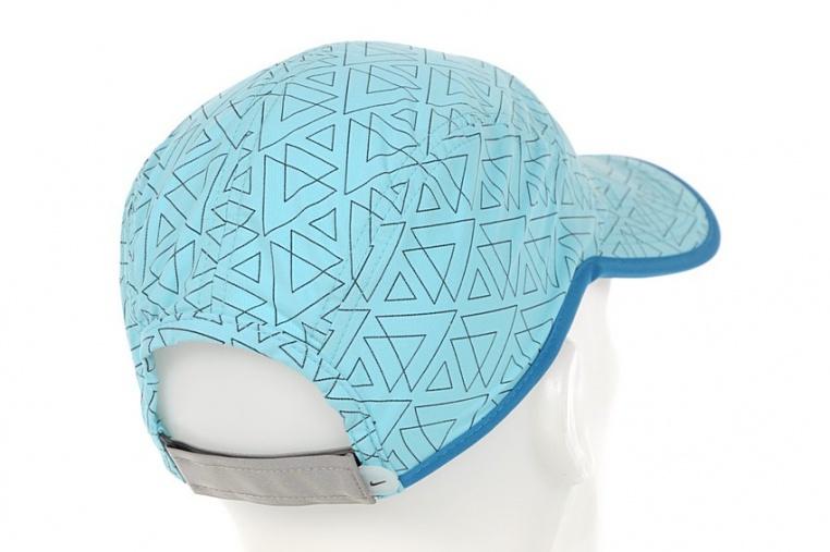 Бейсболка Nike Ru Seasonal AW84 CAP голубая - 2