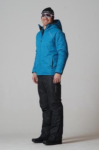 Nordski Motion мужской зимний лыжный костюм marine-black