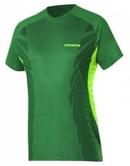 NONAME PRO RUNNING футболка для бега зеленая