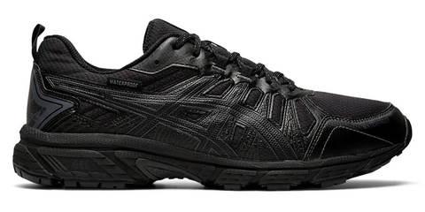 Asics Gel Venture 7 Wp кроссовки-внедорожники для бега мужские черные