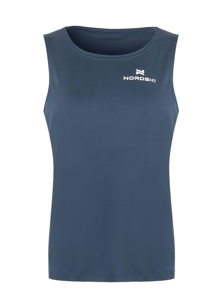 Nordski Run майка беговая мужская blueberry - 3