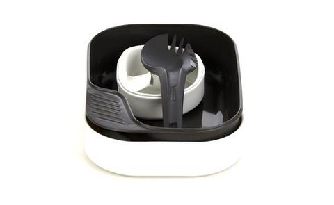 Wildo Camp-A-Box Light набор туристической посуды white