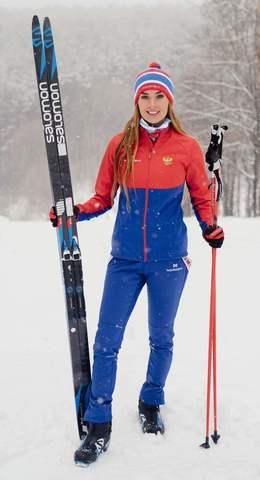 Nordski Jr Premium Patriot детский лыжный костюм