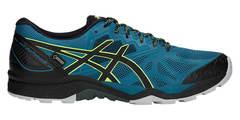 Asics Gel Fuji Trabuco 6 GoreTex кроссовки-внедорожники для бега мужские синие