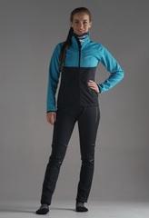 Nordski Premium разминочный костюм женский breeze-black