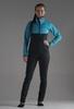 Nordski Premium разминочный лыжный костюм женский breeze-black - 1