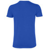 Asics Esnt Diagonal Ss Top футболка для бега мужская синяя - 2