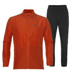 Костюм для бега мужской  Asics Woven orange