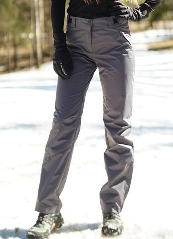 Nordski ветрозащитные брюки женские grey