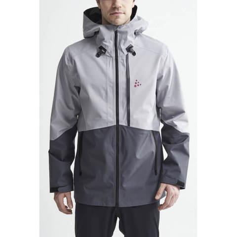 Craft Shell беговая куртка мужская серая