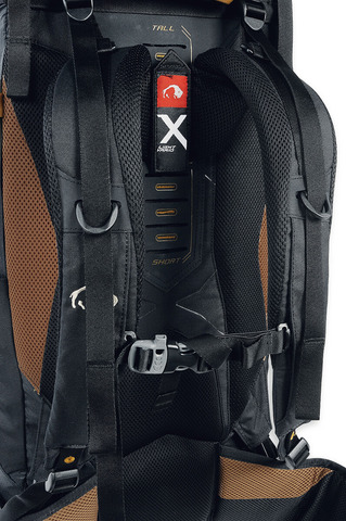 Tatonka Pyrox Plus туристический рюкзак black