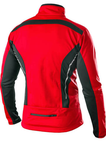 Victory Code Dynamic разминочная лыжная куртка red