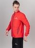 Nordski Motion куртка ветровка мужская Red/Dark blue - 3
