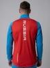 Nordski Premium разминочный лыжный костюм мужской red-blue - 3