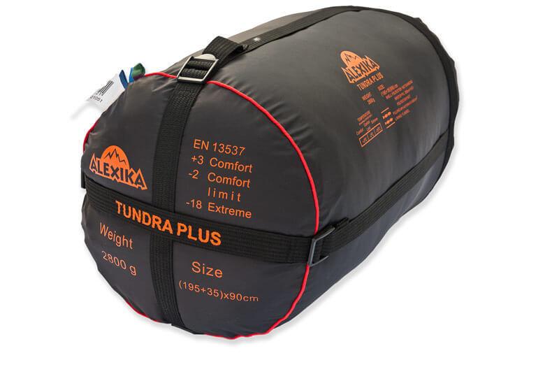 Alexika Tundra Plus спальный мешок кемпинговый - 5