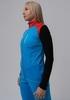 Nordski Premium лыжный жилет женский синий-красный - 3