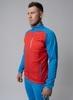Nordski Premium разминочный лыжный костюм мужской red-blue - 4