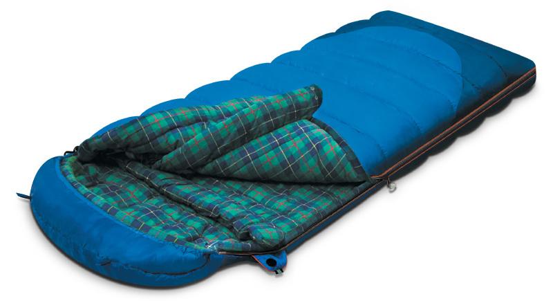 Alexika Tundra Plus спальный мешок кемпинговый - 1