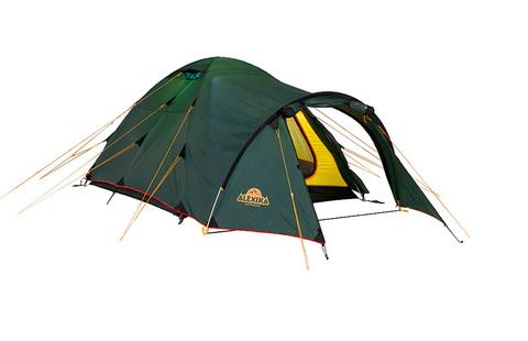 Alexika Tower 3 туристическая палатка трехместная