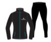 Nordski Motion Premium беговой костюм женский Black-Breeze - 1