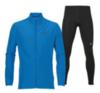 Беговой костюм мужской Asics Woven Base синий - 1