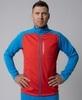 Nordski Premium разминочный лыжный костюм мужской red-blue - 2