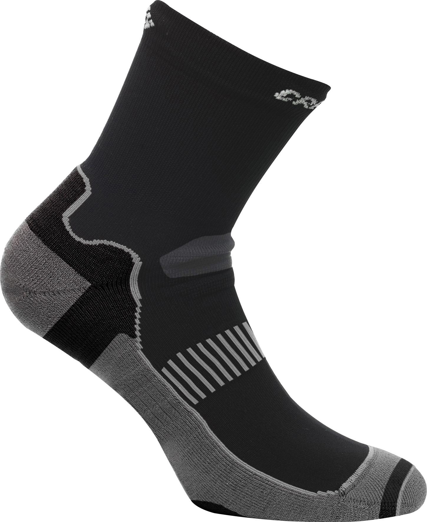 Носки Craft Basic 2-Pack Warm 2 Пары черные
