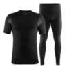 CRAFT ACTIVE EXTREME 2.0 комплект термобелья мужской черный с футболкой - 1