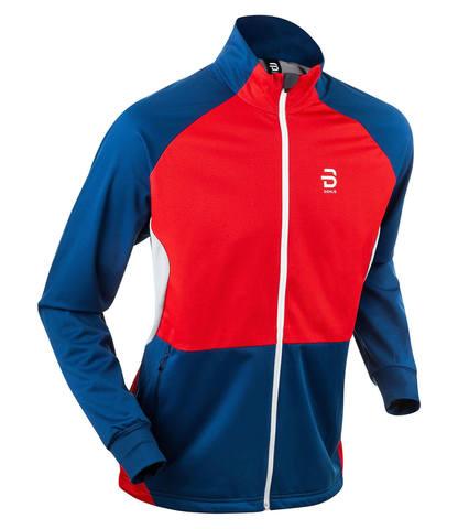 Bjorn Daehlie Norwegain Flag разминочная лыжная куртка мужская