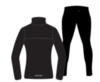 Nordski Motion Premium беговой костюм женский Black-Breeze - 2