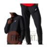Asics Core Woven костюм для бега мужской черный - 1