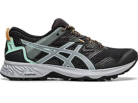 Asics Gel Sonoma 5 кроссовки для бега женские черные