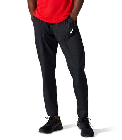Asics Core Woven костюм для бега мужской черный