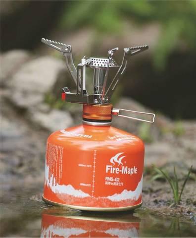 Fire-Maple FMS-102 портативная газовая горелка