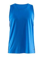 Craft Essential майка беговая мужская blue